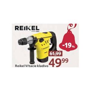 f8d396e1e0210 ARCHIV | Reikel Vrtacie kladivo v akcii platné do: 24.12.2016 | Zlacnene.sk