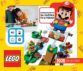 leták LEGO