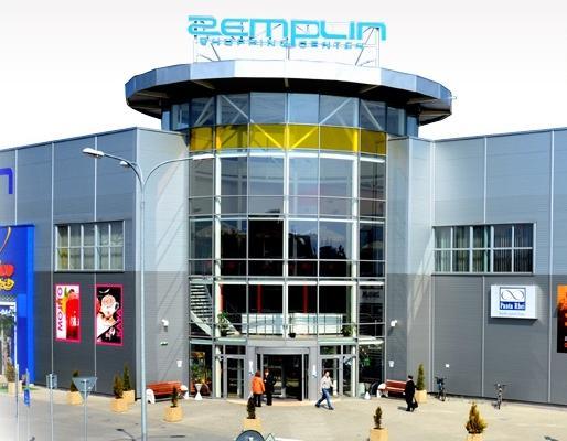 Obchodne Centrum Zemplin -