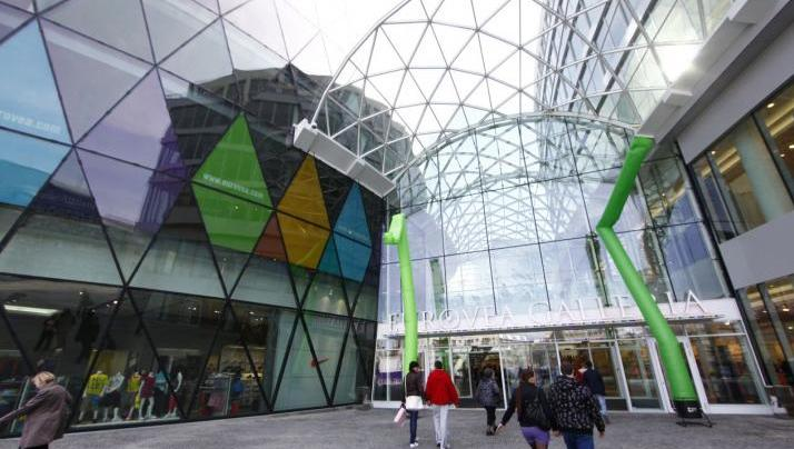 Eurovea Galleria -