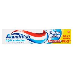 Aquafresh Triple Protection 125 ml