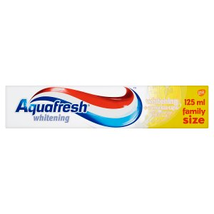 Aquafresh Whitening 125 ml