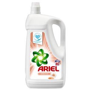 Ariel Tekutý Prací Prostriedok 80 praní 5200 ml