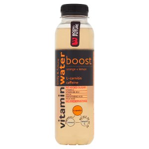 Body&Future Vitamin Water 400 ml