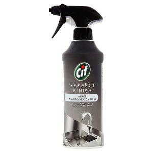 Cif Nehrdzavejúca oceľ čistiaci sprej 435 ml