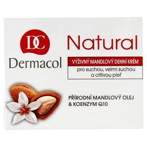 Dermacol Natural Výživný mandľový 50 ml
