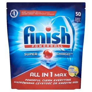 Finish tablety do umývačky riadu 50 ks 905 g