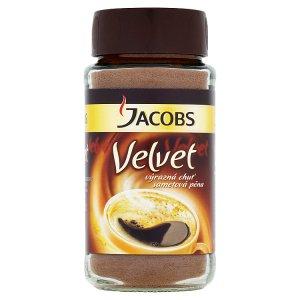 Jacobs Velvet Rozpustná 100 g