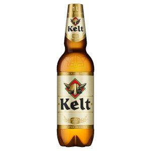 Kelt Svetlé výčapné pivo 1 l