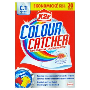 K2r Colour Catcher 20 obrúskov