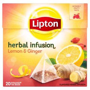 Lipton ovocný čaj pyramídový 20 ks