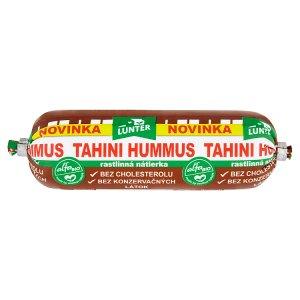 Lunter Tahini hummus rastlinná nátierka 100 g