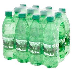 Mitická Prírodná minerálna voda 0,5 l