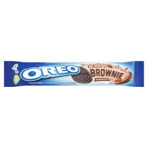 Oreo Choc'o Brownie kakaové sušienky 154 g