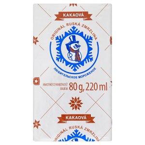 Originál Ruská Zmrzlina 220 ml