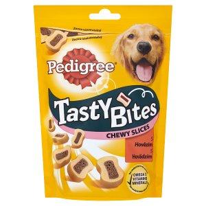 Pedigree Tasty Bites Doplnkové krmivo pre dospelých psov 155 g