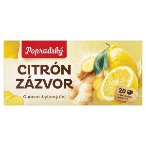 Popradský Citrón 2 g