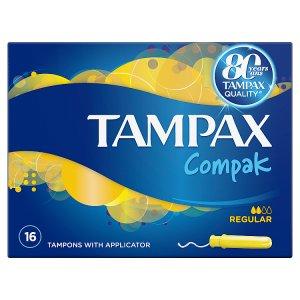 Tampax Compak 16 ks
