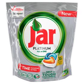 Jar kapsuly do automatickej umývačky 36 ks